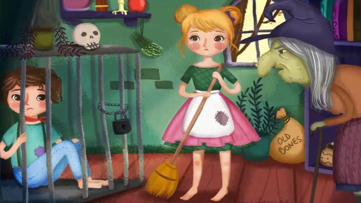 Los cuentos que no nos contaron: Hansel y Gretel