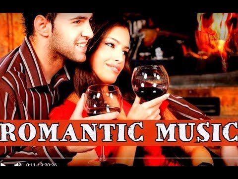 RELAXING MUSIC INSTRUMENTAL FIREPLACE SCENERY ROMANTIC LOVE