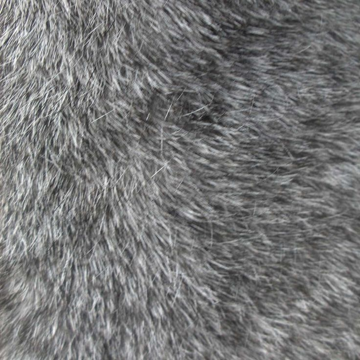 GREY WOLF FUR Grey and white soft wolf fur. | Textures ...