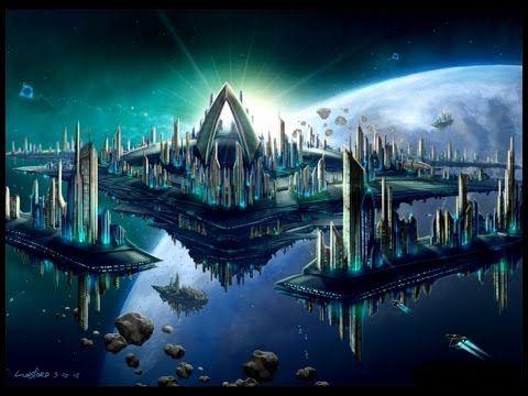 Телескоп «Хаббл» обнаружил Космический Город
