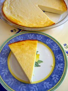 Non-dairy Lemon Cheesecake