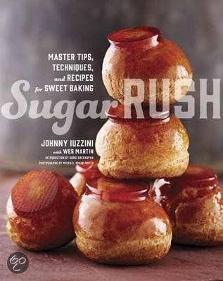 bol.com   Sugar Rush, Johnny Iuzzini & Wes Martin   9780770433697   Boeken