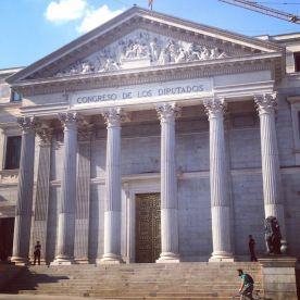 Congreso de Diputados - Madrid
