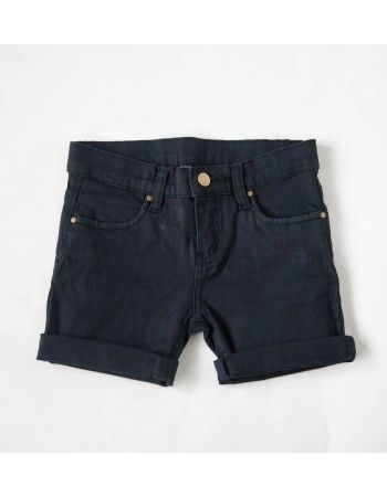 Carbon Soldier - YmamaY | My Kitten Went to London - Archie Shorts - Navy