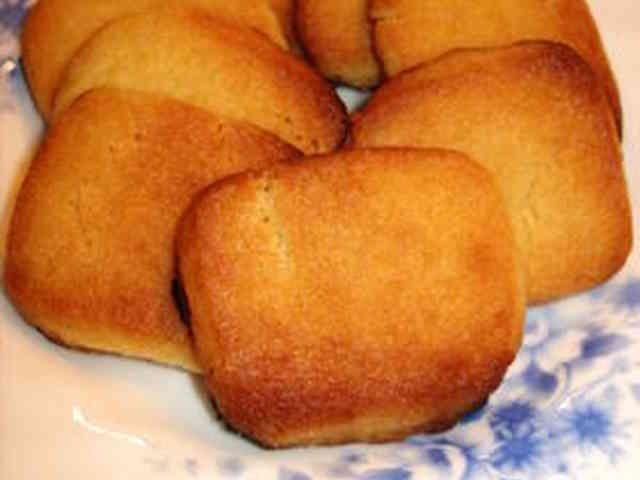 真夜中の危険なクッキー☆トースターで5分の画像