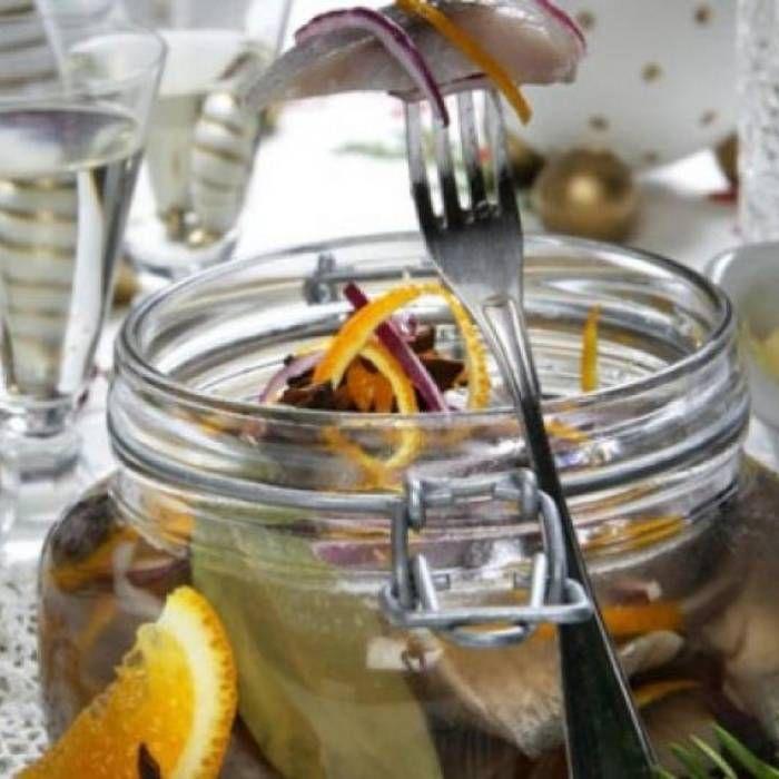 Apelsinsill med stjärnanis - Mitt kök