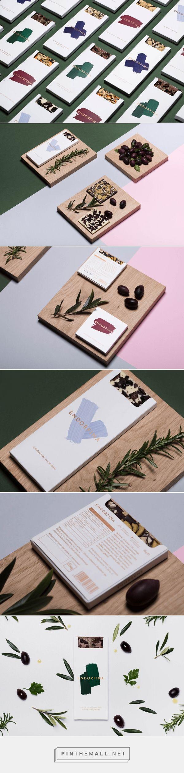 Endorfina Chocolate Packaging Design by Oliwki and Marysia Markowska, Karolina Pamuła / Package shape: Magdalena Falkiewicz / Photography: Aleksander Karkoszka - See more at: http://mindsparklemag.com/design/endorfina-chocolate-packaging-design/#sthash.9BBVbiKo.dpuf - created via https://pinthemall.net