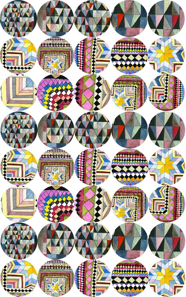 #catherinecampbellCatherine Campbell'S Just, Campbell'S Just Ideas, Buttons Badges, Multicolored Art, Campbell'S Minis, Catherine Campbell'S Sspacehug, Minis Quilt, Catherine Zeta-Jon, Interesting Ideas