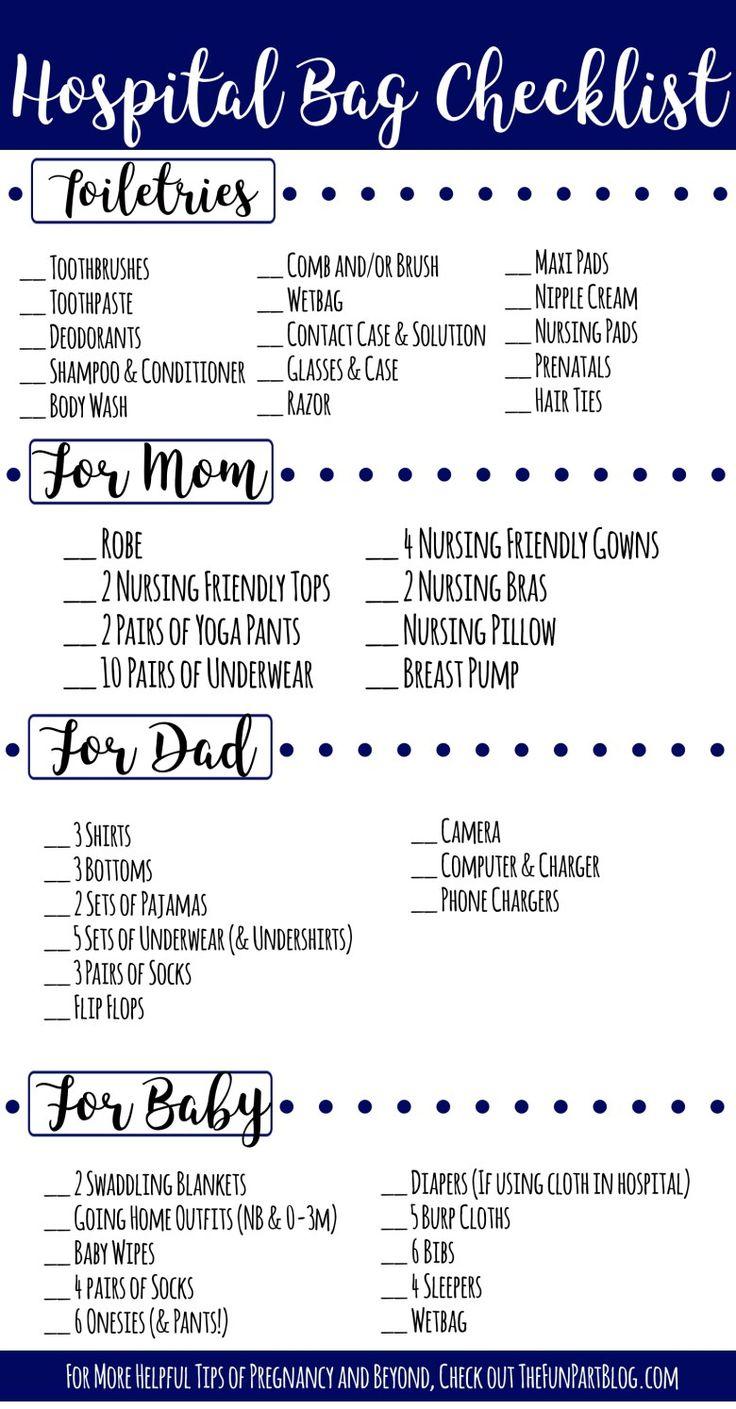 hospital-bag-checklist                                                                                                                                                                                 More