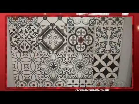 KARO İSTANBUL - Tüyap 36. Yapı Fuarı (CEMENT TILES) - YouTube