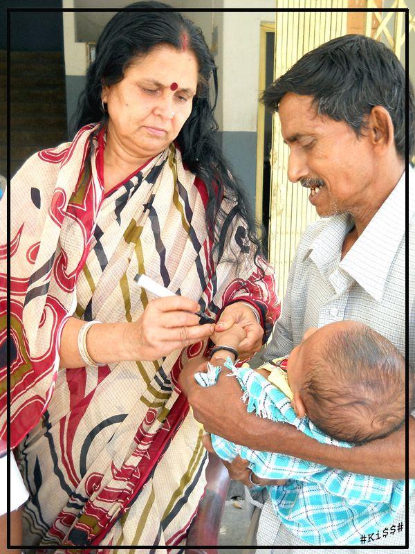 Pulse Polio Immunization through the eyes of mr_dream