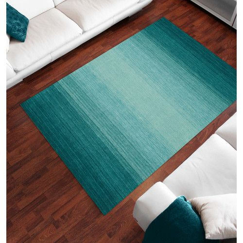 Found+it+at+AllModern+-+Torino+Teal+Area+Rug