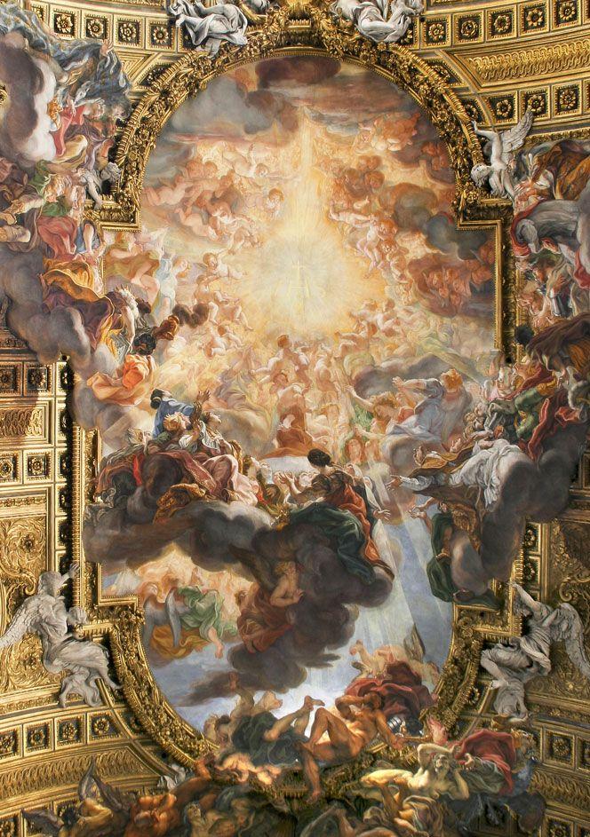 Triumph of the Name of Jesus, Church of the Gesu