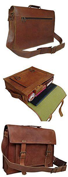 Best Shoulder Bags. 18 Inch Leather Messenger Bags For Men Women Mens Briefcase 17 Inch Laptop Bag Best Computer Shoulder Satchel School Distressed Bag.  #best #shoulder #bags #bestshoulder #shoulderbags