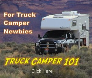 "So, you just bought a truck camper and you're basking in the glow of your new purchase. Your new, ""home on wheels"" has everything you need to live comfortably on the road: a warm …"