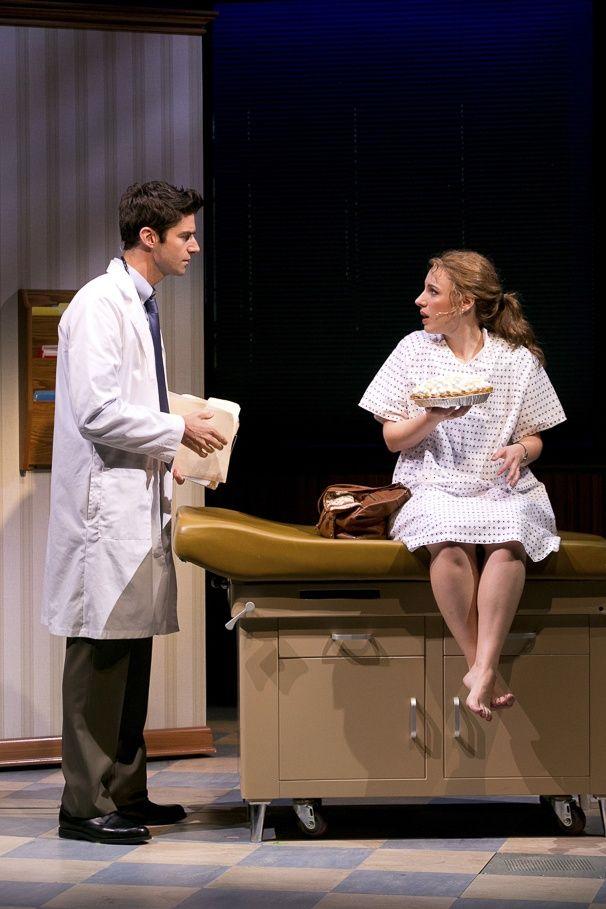 Photo 1 of 11 | Jessie Mueller as Jenna in Waitress | Waitress: Show Photos | Broadway.com