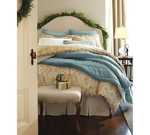 Master Bedroom Duvet And Quilt Pottery Barn The Oliver Home Pinterest