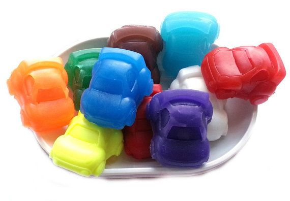 Check out this item in my Etsy shop https://www.etsy.com/ca/listing/502385453/10-party-favor-soap-car-soap-kid-soap