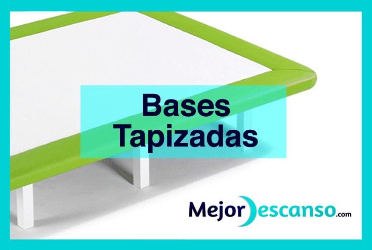 La mejor selección de Bases Tapizadas #bases_tapizadas al mejor precio en mejordescanso.com #mejordescanso. Visita nuestra sección de Bases Tapizadas en http://www.mejordescanso.com/somieres-y-bases/bases-tapizadas.html o visita nuestra web http://www.mejordescanso.com. También podrás seguir nuestras #promociones y noticias desde nuestro perfil de Twitter https://twitter.com/mejordescanso