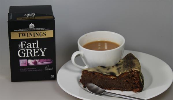 Haushalt.de - Forum - Earl Grey Kuchen mit gesalzener Karamellschokolade