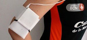 How to Make a Simple No-Sew Workout Armband for Your Phone or MP3 Player (No Sock Required) - MacGyverisms
