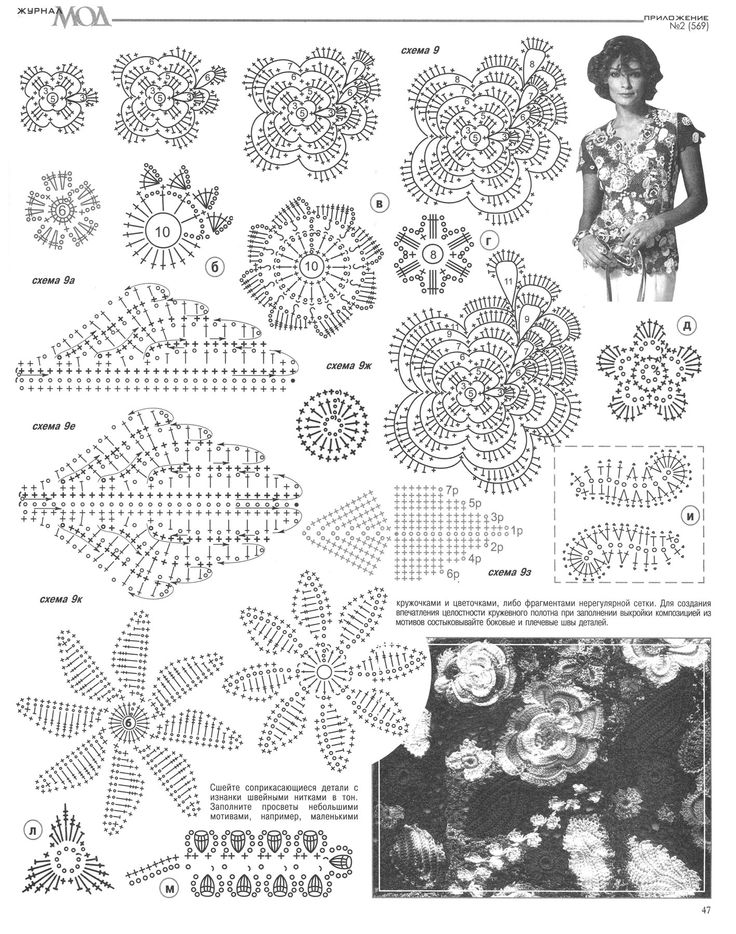 227 best irish crochet images on pinterest freeform crochet crochet flower diagram dt1010fo