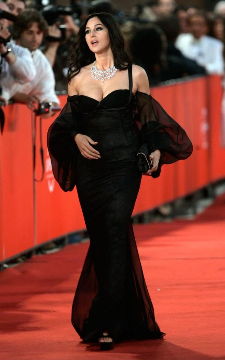 PHOTOS: At Age 50, Monica Bellucci Becomes the Newest Bond ...