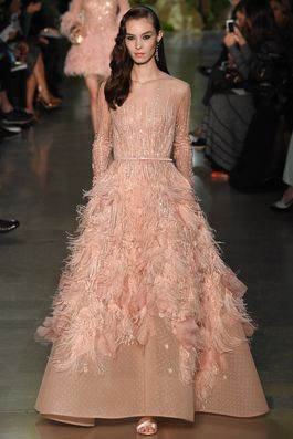 Elie Saab Spring 2015 Couture Fashion Show: Complete Collection - Style.com