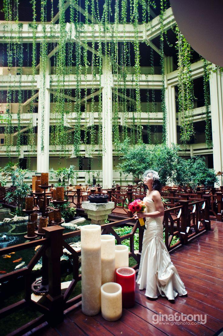 all inclusive beach wedding destinations%0A Cancun  Mexico destination wedding photos at the Gran Melia Resort  now the  Paridisus Resort