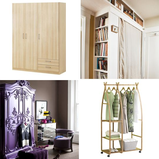 Bedroom Without Closet: 17 Best Ideas About Shared Closet On Pinterest