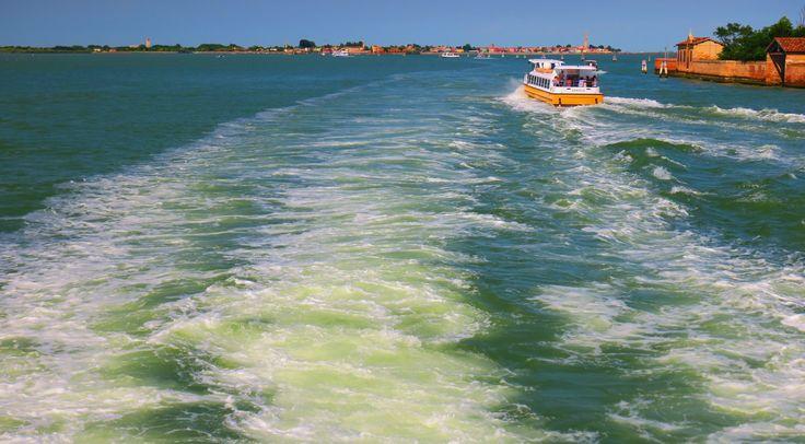 Canale in Laguna