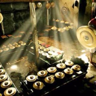 In lite gamelan #gamelan #music #musik
