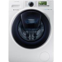 Samsung WW12K8412OW 12kg EcoBubble 1400rpm Freestanding Washing Machine White