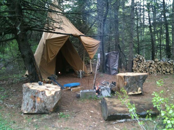 Permanent Survival Shelter : Best images about shelter on pinterest