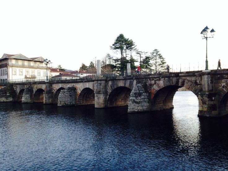 Roman Bridge, Chaves