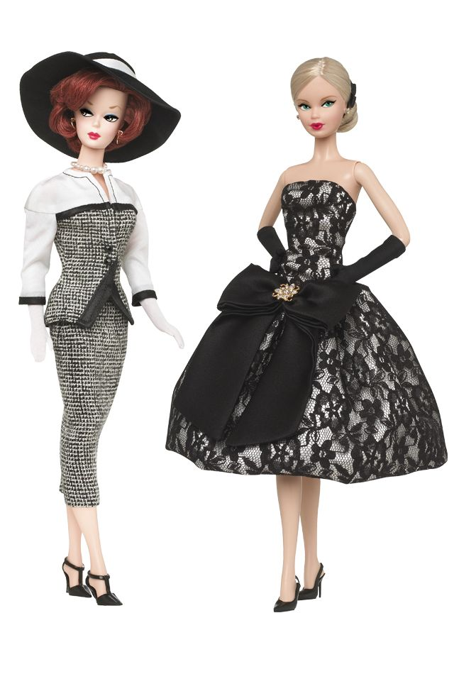 Tribute Barbie® GiftsetTribute Barbie, Vintage Barbie, Barbie Girls, Barbie Collector, Barbie Chic, Barbie Clothing, Barbie Giftset, Barbie Dolls, Barbie Fashion