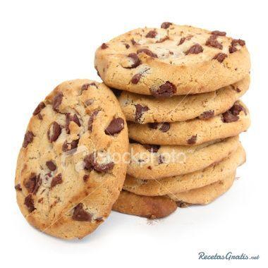 Aprende a preparar galletas de chocolate americanas con esta rica y fácil receta. Se enciende el horno a 180°C y sacad la rejilla o la bandeja para que no queme....