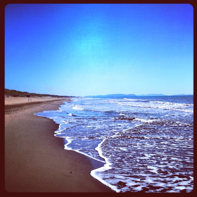 #maremma Sea view