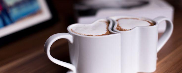 Zakochane Kubeczki i ozdabianie kawy
