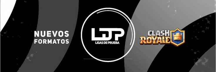 Header for @LigasdePrueba   By: @AndyGrfs