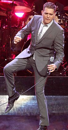 Michael Bublé - Folk/pop/rock sound with lots of love ballad type music.  Good story telling.