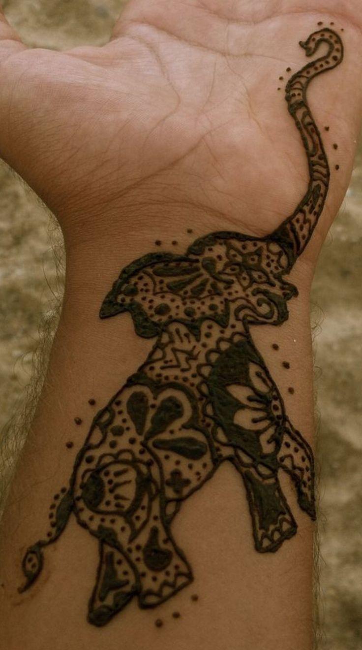 Mehndi Elephant Meaning : Best images about henna on pinterest mandala