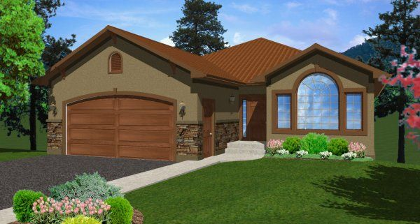 195090 House Deck House Lot House Plan 99974 Villor Design Design