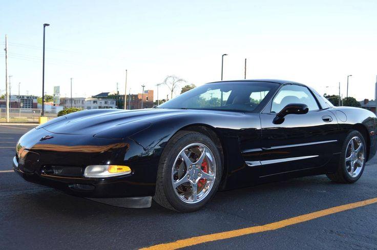 2002 Chevrolet Corvette  / Hemmings Motor News