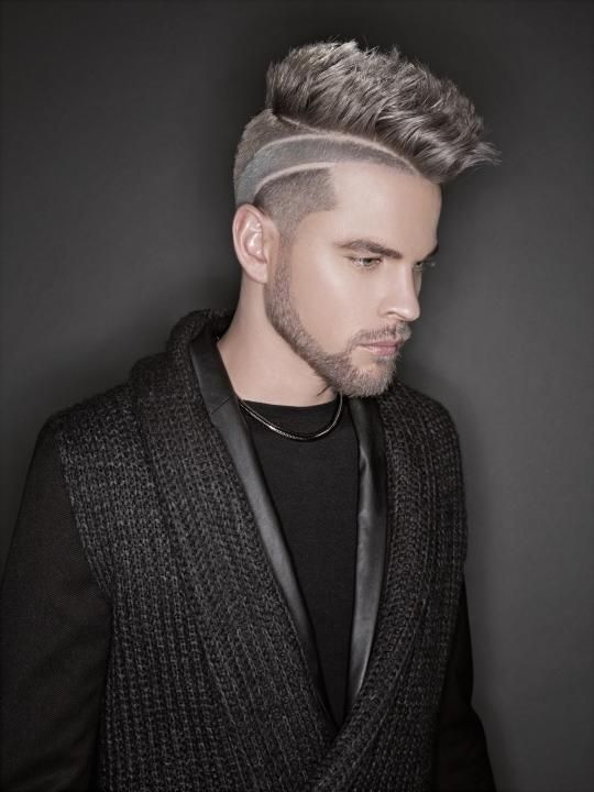 219 best Men\'s Hair Art images on Pinterest | Men\'s cuts, Men\'s ...