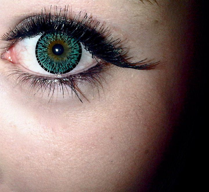 Colored Contacts: Best 25+ Green Contacts Ideas On Pinterest