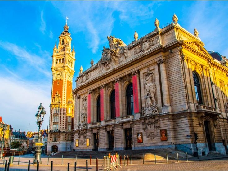 Opéra de Lille - (c) Meiqianbao / Shutterstock.com