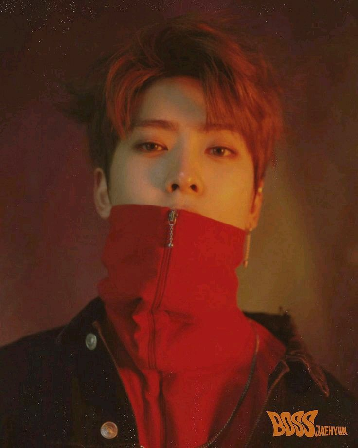 JAEHYUN NCT U - THE BOSS