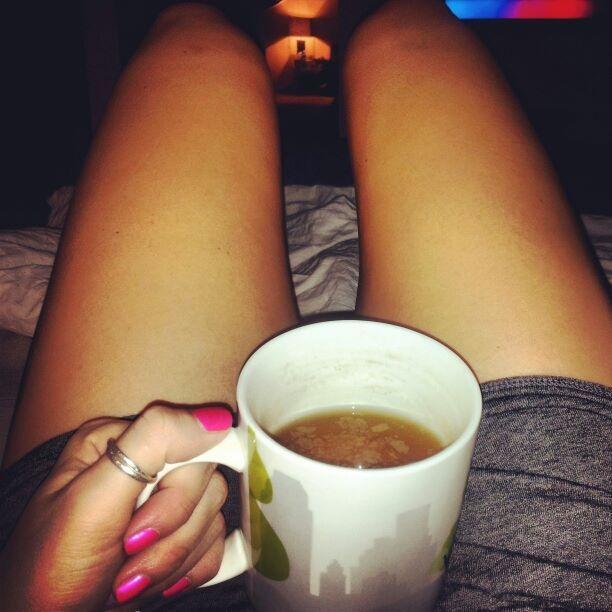 grean tea for all before sleep  G-NIGHT FOLKS