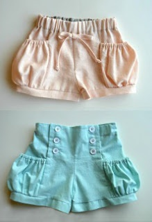 Flip This - Bubble Pocket Shorts